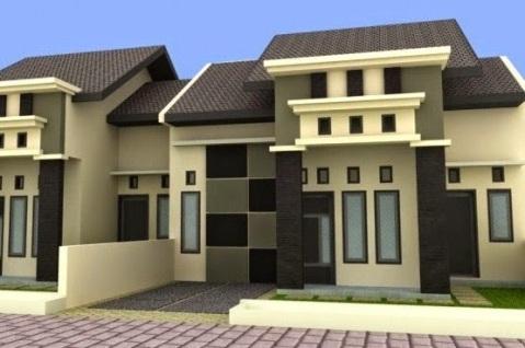 contoh cat ruangan rumah