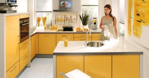 desain dapur 3x2