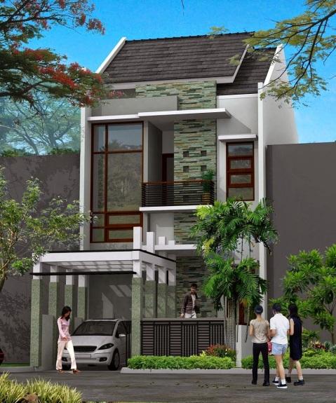 rumah minimalis 7 x 8